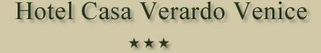 Hotel Casa Verardo Venice